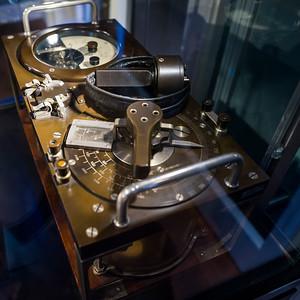 Control machinery in a museum, Nikola Tesla Museum, Belgrade, Serbia