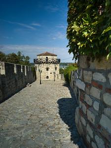 View of Belgrade Fortress, Belgrade, Serbia