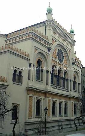 CZECH 1:3  Spanish Synagogue