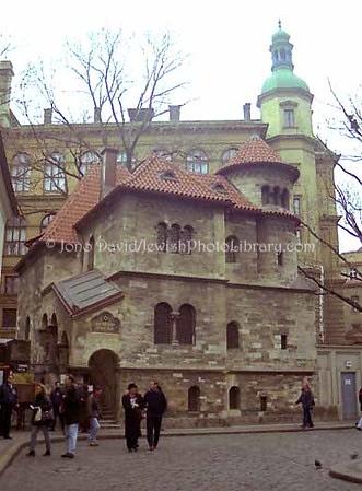 CZECH 1:20  Prague Burial Society