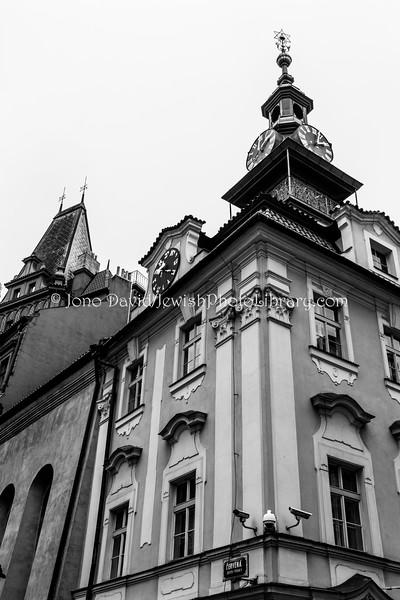 CZ-392  Jewish Town Hall
