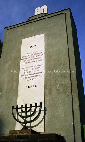 HUNG 2:26, Szombathely Syn , WW2 memorial
