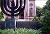EE 254  Holocaust Memorial at Choral Synagogue  BUCHAREST, Romania