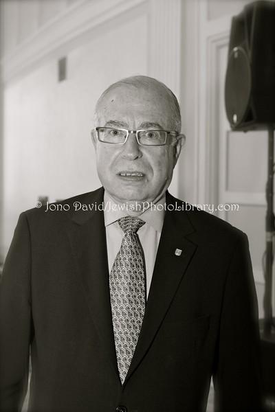 EE 1064  Avi Granot, Israeli Ambassador to Finland:Estonia (2007~2011)
