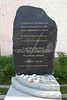 EE 150  Memorial to 878 male French Jews deported in May 1944; by 1945, only 22 survived