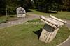 LV 800  Memorial, old cemetery