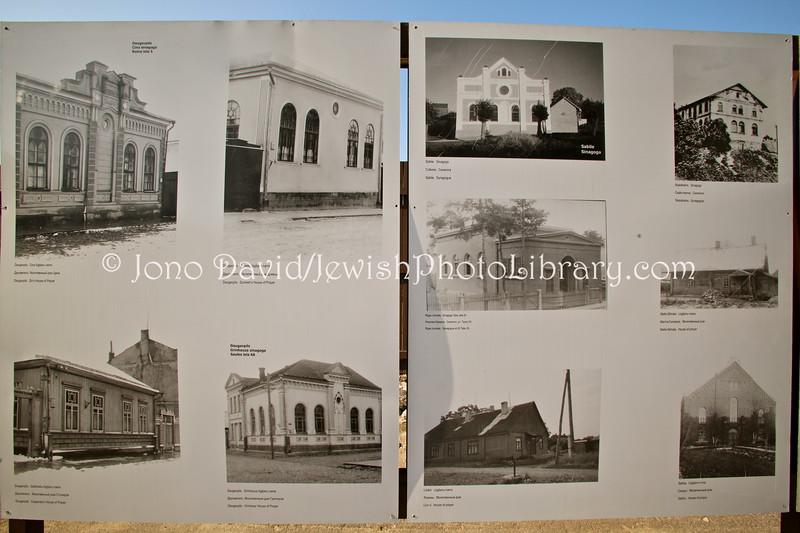 LV 649  Former synagogues of Latvia