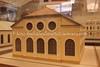 LV 370  Model of Liela Synagogue, Elizabetes iela 3, TUKUMS