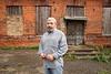 LT 1615  Eugenijus Bunka, journalist, at Telisia Yeshiva (former)