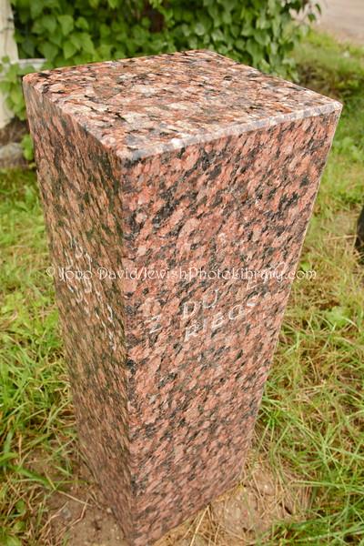 LT 1697  Ghetto marker