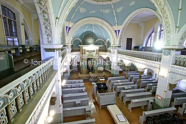 LITHUANIA, Vilnius. Taharat Hakodesh (Choral) Synagogue. (9.2011)