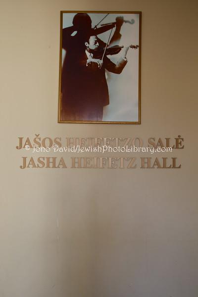 LT 2545  Jasha Heifetz Hall