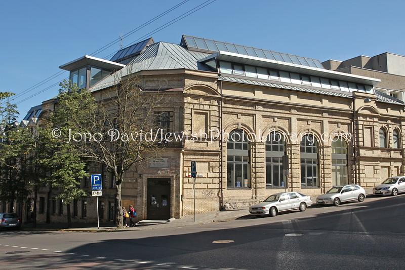 LT 2526  Tolerance Museum, Vilna Gaon Jewish State Museum (Naugarduko Street 10:2)