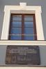 LT 2531  Yosif Brodski, Nobel Prize laureate for poetry (Liejyklos Street 3)