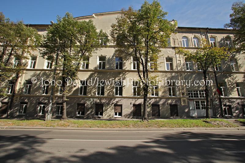 LT 2513  Jewish hospice (1863~1941) (Pamenkalnio Street 11)