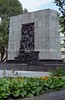 Monument to the Heroes of the Warsaw Ghetto (Holocaust).