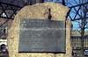 POL 2:19  Memorial plaque