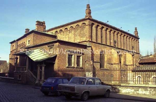 POL 2:5  Old Synagogue