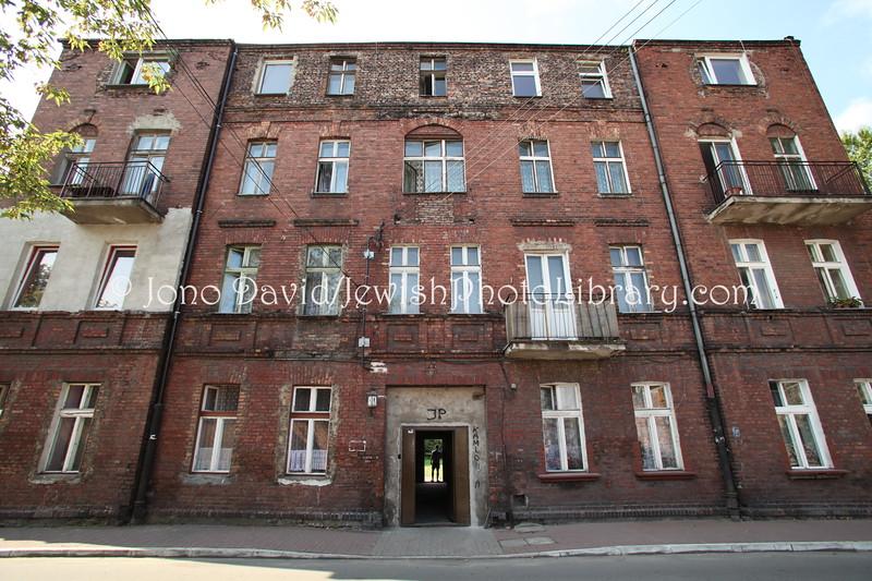 PL 2164  Butcher's building