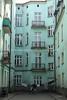 PL 2180  Wladyslaw Szpilman, the pianist, home (top floor apartment)