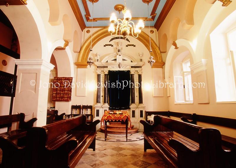 EE 878  CROATIA, Split  Split Synagogue