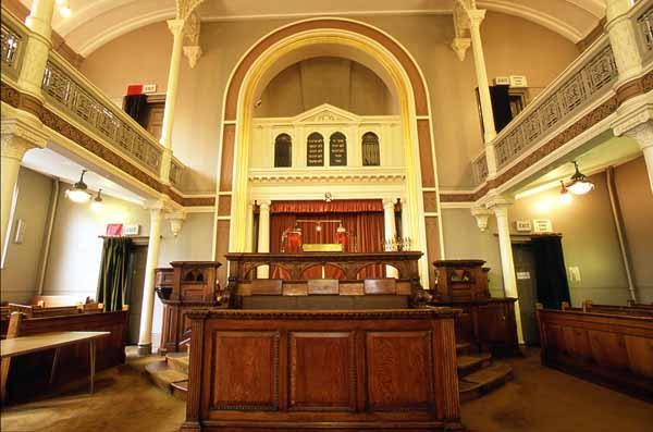 ENGLAND, London. New London Synagogue (2006)