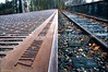 GERMANY, Berlin. Grunewald Train Station Holocaust Memorial. (2004) :