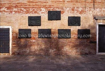WE 1975  Holocaust Memorial, Piazza de Campo