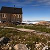 A house along the edge of Sermilik Fjord, Tinit
