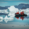 Navigating the Sermilik Fjord Ice field
