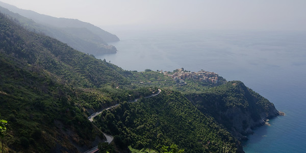 Corniglia at Dawn