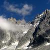 Les Aiguilles du Midi, France