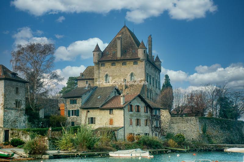 Le Chateau D'Yvoire