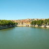The Saone River, Lyon