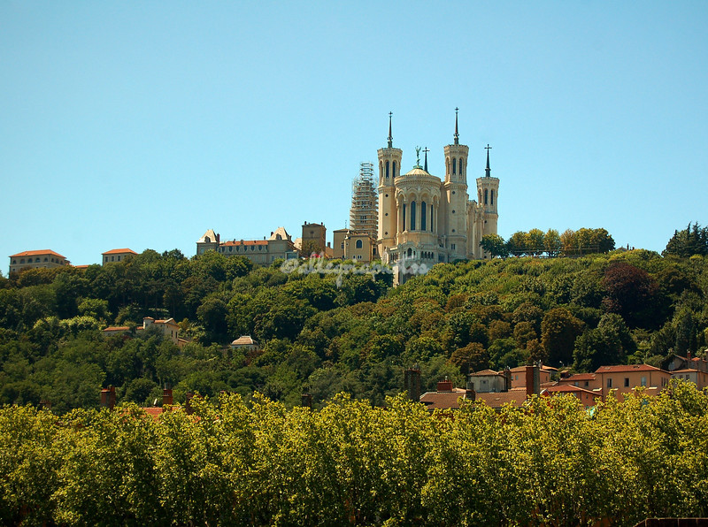 Basilique de Notre Dame de Fourvier, Lyon