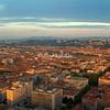 Sunrise over Lyon