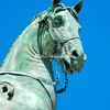 Equestrian statue, Versailles