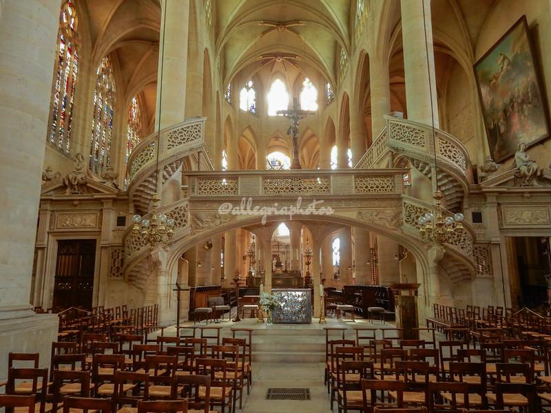 S. Sulpice Church, Paris