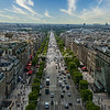 Champs Elysee, Paris