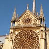 Rose window, Notre Dame de Paris