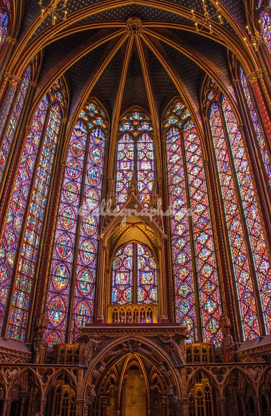 Ste Chapelle, Paris