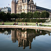 Reflections, Jardin des Tuilieries, Paris