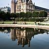 Reflections, Jardin des Tuilieries, Paris