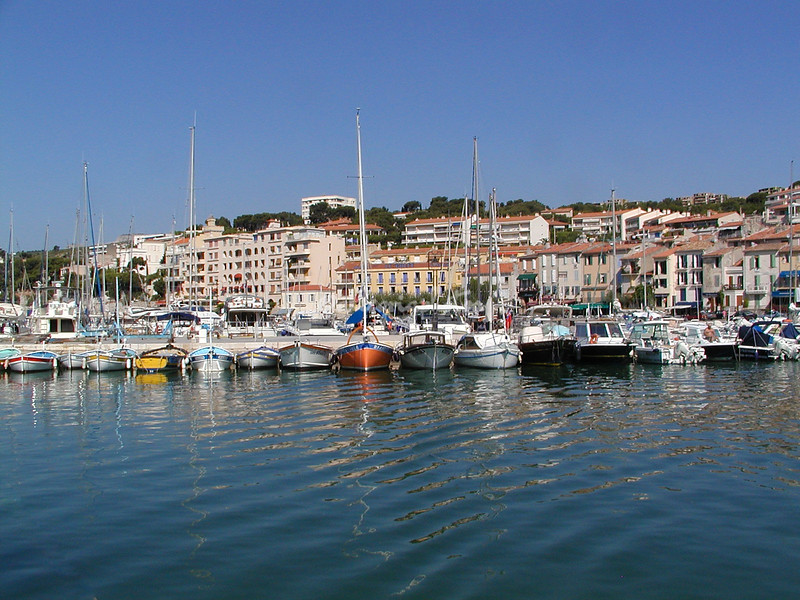 Cassis Harbor, Provence