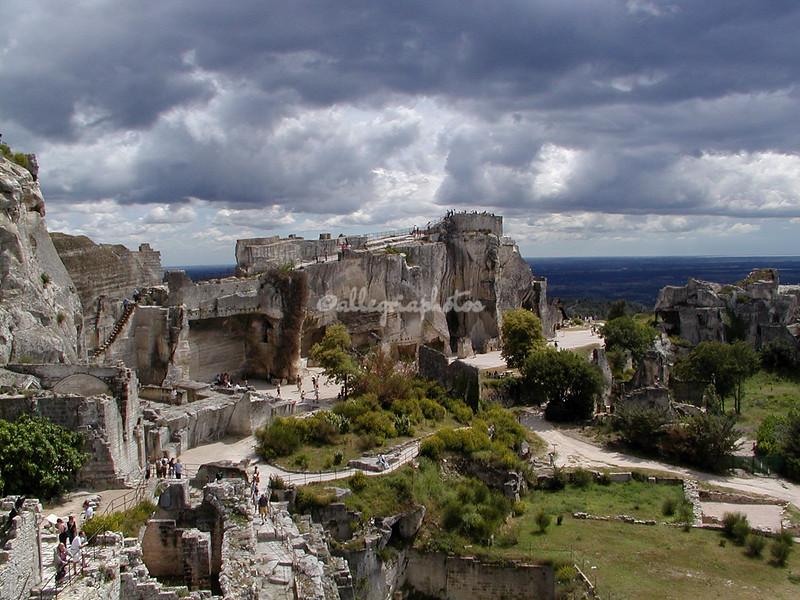 Les Baux de Provence, France