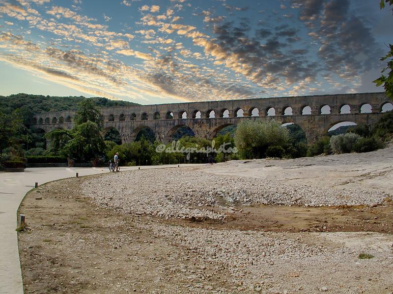 Le Pont de Garde, France