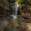Waterfall, Botanical Garden, Tbilisi