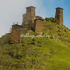 Towers of Omalo, Tusheti