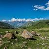 Kazbegi Valley