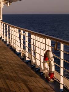 Day at Sea on the Mediterranean